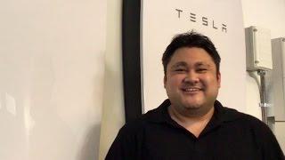 Testimonial: Bronson M Tesla Powerwall