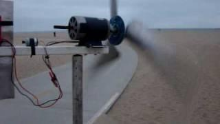 DIY Wind Turbine - Permanent Magnet Generator