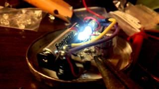 Powerful joule thief.
