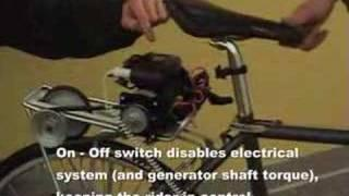 Mobile Pedal-Powered Generator