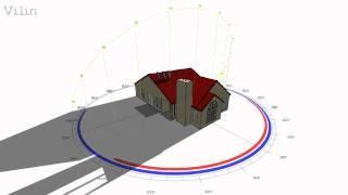 Ecotect Solar Tracker