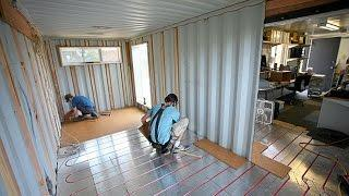Building A Container Home, Building Container Homes, Building Your Own shipping Container Home
