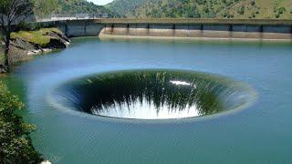 Top 10 STRANGEST Holes on Earth