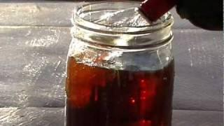 Blending Gasoline with vegetable oil to make Diesel Fuel