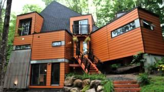 Most Impressive Shipping Container Houses, Canada