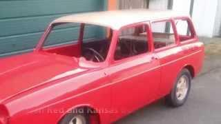 1971 VW squareback type 3 EV conversion