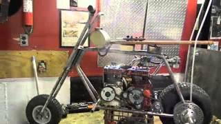 Arco Mini Bike Update