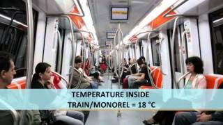 ENERGY HARVESTING IN PUBLIC TRANSPORT
