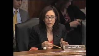 Senator Cantwell Calls for Investment in Alternative Fuels to Lower Gas Prices for Consumers