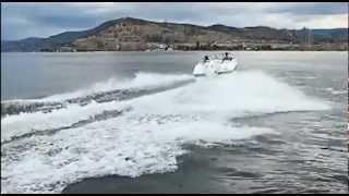 THE MOST POWERFUL ALL-ELECTRIC BOAT IN THE WORLD