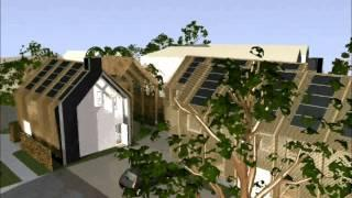 33° SOUTH - Dow Solar Net-Zero Energy House Design Competition Entry