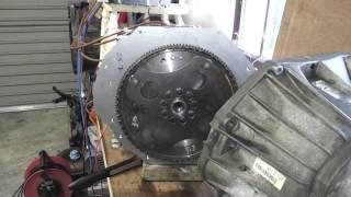 BMW E31 840CI EV Conversion 07 : 6000RPM