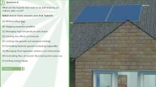 Solar Thermal Hot Water Training - Assessment