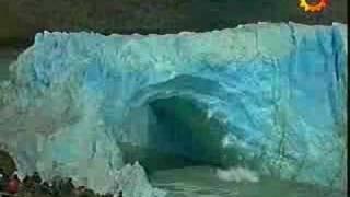 Antartic Ice Melting