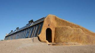 Picuris Earthship- Taos, New Mexico (WION 360)