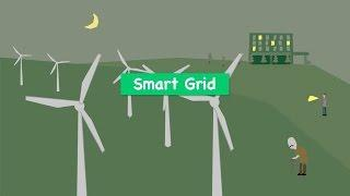 Video on Smart City featuring Smart Grid [NEC official]