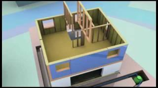 "Tommy Walsh's Eco House - ""CG House plans"""