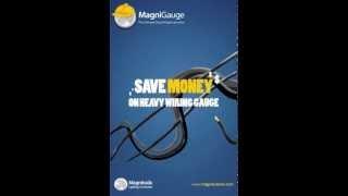 Voltage Drop Calculator App - MagniGauge