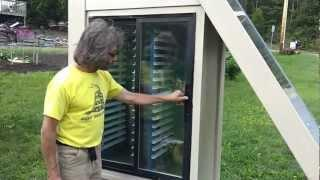 Solar dehydrator 2
