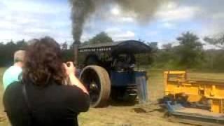 Mclaren Steam Road Locomotive Tractor Pulling