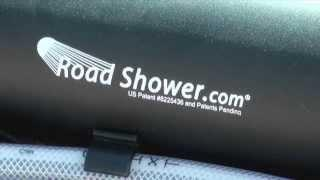 Road Shower - Solar Road Shower Review
