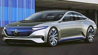 New Mercedes EQ models: Sedan, Hatchback, SUV
