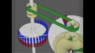 Patent Reconstruction - Frank Fecera's Permanent Magnet Motor