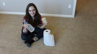 KB Home Tips: New Home Eco-Friendly DIY Carpet Cleaner