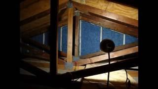 Garage Attic Wall Insulation