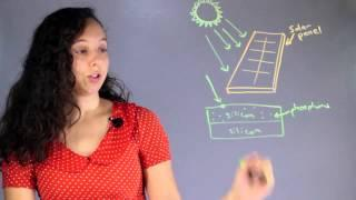 Chemistry in Solar Panels : Chemistry Concepts