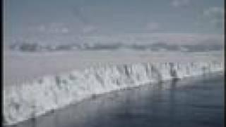 Antarctic glacier melted more than usual (2008.03.17)