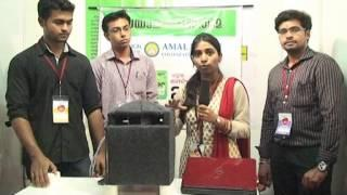 Yuva Mastermind 2014 Project- SOLAR AIR CONDITIONER