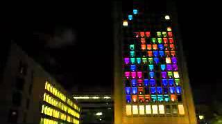 MIT-HACK: Tetris at the MIT Green building
