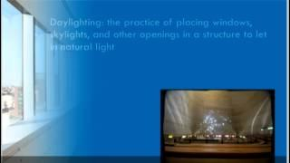 Daylighting for Green Building Projects