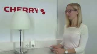 CHERRY's Energy Harvesting Light Switch Module with KNX Technology