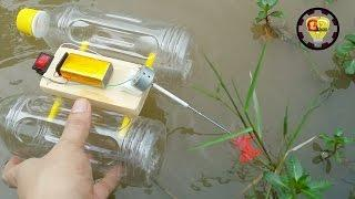 How to make an Electric Boat Very Easy