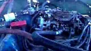 ENGINE RUNNING ON JOE CELL NO GASOLINE STAGE 3