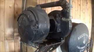 Pyle-National Steam Turbine Generator