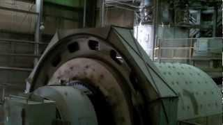 Massive Siemens-Allis Electric Motors