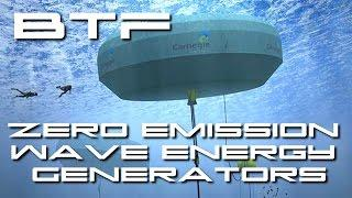 Australia To Receive Electricity Using Zero Emission Wave Energy Generators - BTF