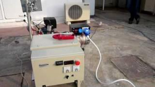 Hydrogen powered 3 KW generator set