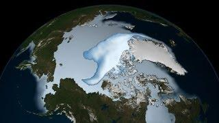 New Report Says Melting Arctic Ice Causing More Extreme Weather