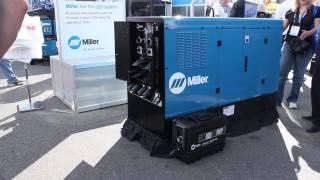 Optimize Welding Output, Productivity and Flexibility with Miller Dual Operator Welder/Generator