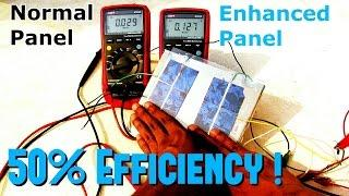 Part 2 - How To Increase Efficiency of Solar Panel Against Shading Loss With Bypass DiodeTechnology