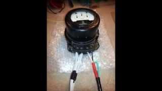 010 - Tesla's Tri-Metal Generator: Brute Force, 50 amps.