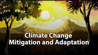 Climate Change Mitigation and Adaptation
