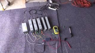 Mikes DIY Powerwall Update 27  Part3/4 Charger Build - DC isolating