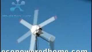 A Real DIY Wind Energy Generator