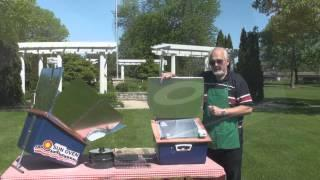 Solar Cooker - The All American Sun Oven