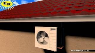 ER Solar heat pump